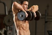 Weightlifting & Upper Body Workouts / by Gymboss Timers