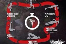 Circuit Training Workouts / by Gymboss Timers
