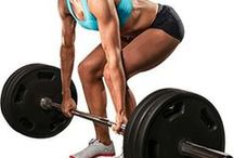 Weightlifting & Lower Body Workouts / by Gymboss Timers