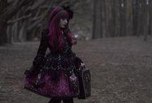 Gothic Lolita & Steampunk Lolita (▰˘◡˘▰) / by ☆*・゜゚・*bailee*・゜゚・*☆