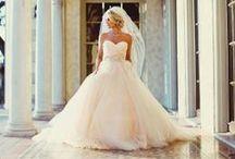My White Dress / Wedding dresses / by Marissa Mackey