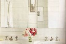 beautiful bathrooms / by Cristina De Angulo