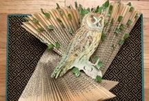 Altered Books / by Kelly Brenner