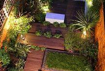 Small garden inspiration / by Kelly Brenner