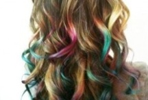 Beauty and Fashion / This probably just has random hair, clothing, and makeup ideas. :) / by Lizzie Dyslin