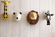 Nursery Decor Ideas / Storkcraft nursery ideas to kick-start your creative juices as expecting parents! / by Storkcraft