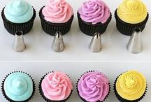 Cupcake Stuff / by Caryn Wielgopolski