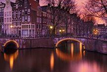 Amsterdam / by Katja van der Vennen