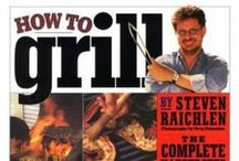 Cookbook Club - Grill & BBQ / The best of HCTPL's collection of cookbooks on smoking, grilling & cooking over fire.  Enjoy! / by HCTPL