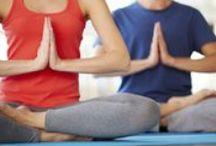 Mind, Body, #YOGA / #Namaste / by CarePoint Health