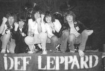 """Def Leppard Then and Now!! / Love the Lepps! I have a Facebook fan page called  """"Def Leppard Then and Now""""   Please visit and """"LIKE"""" add comments, etc. THANKS!! https://www.facebook.com/defleppard1977  / by """"Jules Jewels"""" by  ♥ Julesheart ♥"""