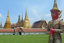 Temples In Thailand / Temple of the Emerald Buddha from my Web site http://TemplesInBangkok.com / by Explore Thailand