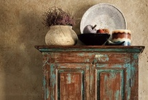 Shabby, Rustic and Industrial Chic / by Maggie Jones Tanquary