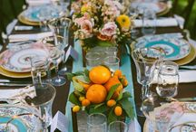 Tablescapes and More / by Interiors by Kathy Rollins