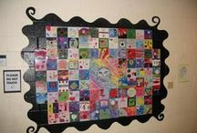 Art to Remember Schools! / This board was created to share Art to Remember schools!  Art to Remember orders are created on our very own 80 lb paper sent to your school.  Please, no oil pastel or chunky glue-on items.  Our scanners love markers and paints best! / by Art to Remember