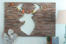 The Crafting Corner / Great crafts ideas and tutorials for making crafts. / by Shannah @ Just Us Four