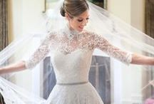 Bridal Belles / Wedding Dresses and Bridal Fashion Inspiration  / by H Smith