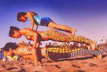 yoga / Yoga!  / by Gabbie Bhaskar