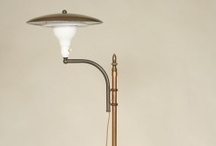 Floor Lamps / Illuminate and enhance your home's beauty with our professionally restored authentic floor lamps from Restoration Lighting Gallery in Hartford, CT. www.myrlg.com / by Restoration Lighting Gallery