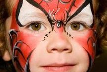 Facepaint/Easter / by Stormy Gilliam