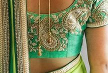 ༺✿ Wearable India ✿༻ / Gorgeous Indian fashion -- from head to toe! / by Sadhana Ginde