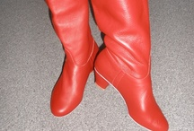 Heritage - Red boots / by Ivanka Rex