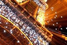 International Travel: Paris & France / by Anntoinette McFadden