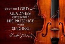 Book of Psalms / by Anntoinette McFadden
