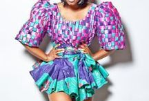 Haute Couture: African Inspired Fashion / by Anntoinette McFadden