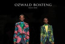 Haute Couture: Ozwald Boateng / by Anntoinette McFadden
