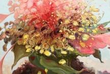Flora in Art / by Lara Cannon