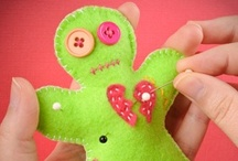 For the LOVE of Pin Cushions and Sewing Kits! / by Mary