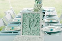 Ideas: Wedding Color Inspiration / by Wedding Favors Unlimited