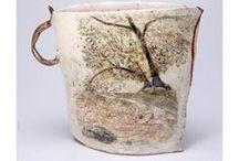 Objet d'art: Tea Cup & Teapot / by Lara Cannon