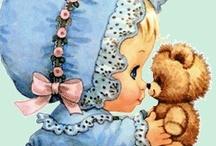 Cute Art & Illustrations / by Cindy Gillman