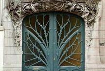 Doors / by Deborah Lumsden