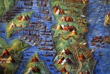 Cartography / by Lara Cannon