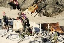 Boho Gybsy Wedding / Weddings for bohemian brides, gypsies, rockstars, hippies, and the free-spirited etc. / by Mary Me Bridal