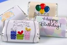 Events: Birthdays & Others / #Party planning and #event planning reaches out much further than just weddings! Here is some inspiration for your other special #events! / by Wedding Favors Unlimited