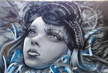 Streetart / by Andor Verschuren