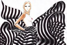 Fashion drawing / by Loues