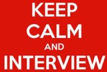 Preparing for the Interview / Keep calm and interview. / by Lycoming College IMS