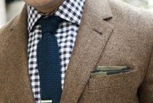 Dress to Impress: Gentlemen / Look the part for the job you want! / by Lycoming College IMS
