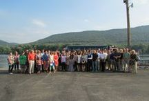 IMS Kick-off Event: Hiawatha Cruise / by Lycoming College IMS