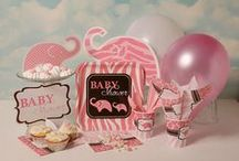 Baby Shower Girl  / Throwing the perfect baby shower can be a challenge but here's some great idea's to help you. / by Enchanted Party- Fabulous Children's Parties
