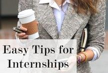 Make the Most of Your Internship / Be the intern your boss will remember! / by Lycoming College IMS