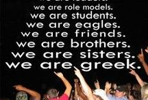 Greek Life in Real Life / by Lycoming College IMS