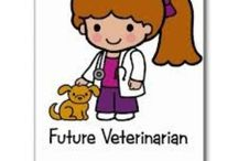 Veterinarian ☺️ / This is what I want to do with my life.  / by Katie Elizabeth