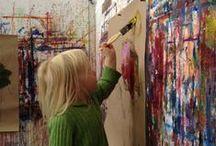 San Francisco / Fun events and artistic adventures for kids in San Francisco! / by San Francisco Children's Art Center