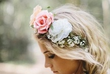 Flower Crown / Coronas de flores / by Mummy and Annie
